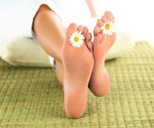 Маски для ног